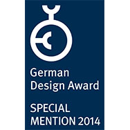 German Design Award - Special Mention 2014